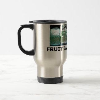 Fruit Jar Collector Antiques Vintage Mason Jars Travel Mug