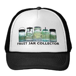 Fruit Jar Collector Vintage Mason Canning Jars Trucker Hat