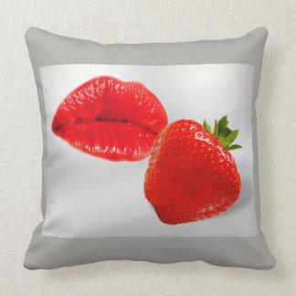 Fruit KIS Mills Throw Pillow