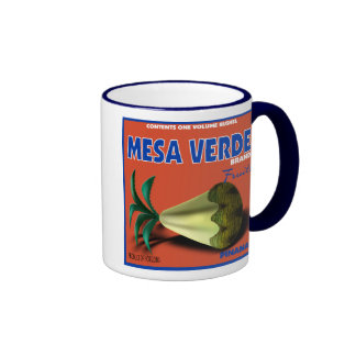 Fruit Label Mug