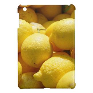 Fruit Lemons Case For The iPad Mini
