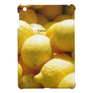 Fruit Lemons Cover For The iPad Mini