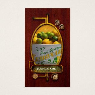 Fruit - Lemons - When life gives you lemons Business Card