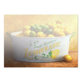 Fruit - Lemons - When life gives you lemons Card