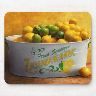 Fruit - Lemons - When life gives you lemons Mouse Pad