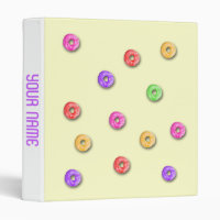 Fruit Loops Binder