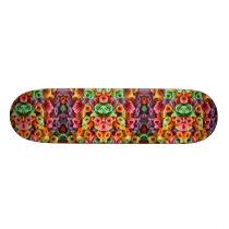 Fruit loops skateboard deck