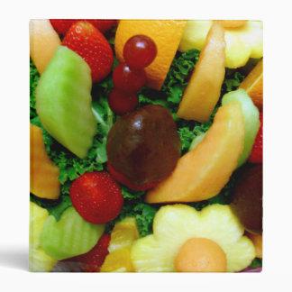 Fruit Lover_ Avery Binder Vinyl Binder