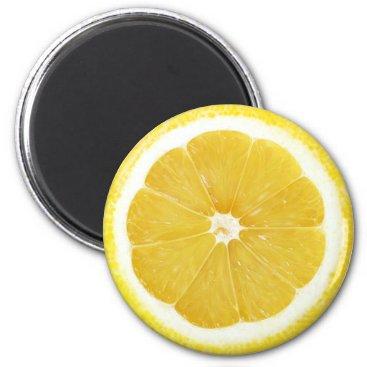 fruity_fruity Fruit Magnet Series -Lemon-