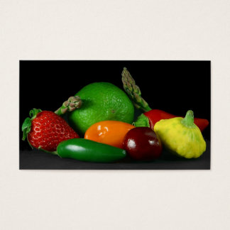 Fruit Medley Business Card