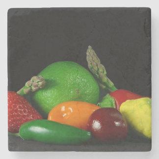 Fruit Medley Stone Coaster