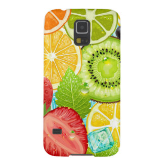 Fruit Mix Galaxy S5 Cover