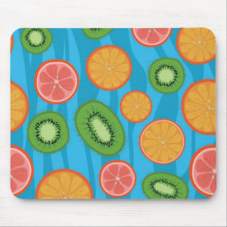 Fruit mood mouse pad