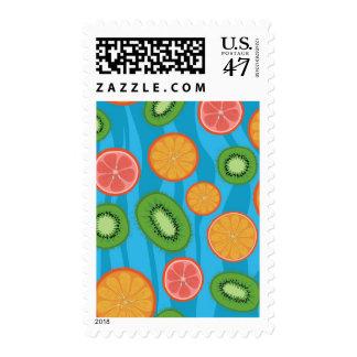 Fruit mood postage