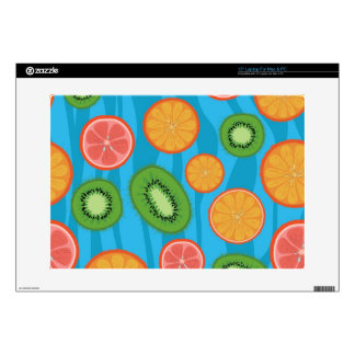 "Fruit mood skins for 15"" laptops"