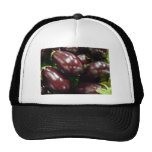 Fruit of eggplants trucker hat