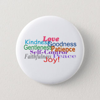 Fruit of the Spirit Button