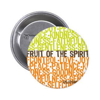 Fruit of the Spirit Button