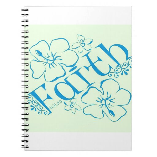 Fruit of the Spirit: Faith Note Book