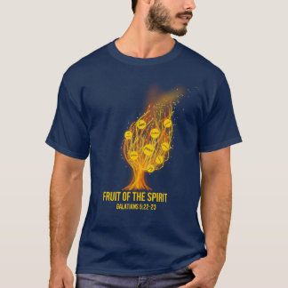 Fruit of the Spirit - Galatians 5:22-23 T-Shirt