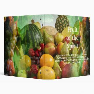 Fruit of the Spirit - Galations 5:22,23 Binder
