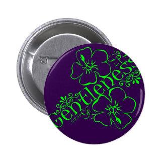 Fruit of the Spirit: Gentleness Pinback Buttons