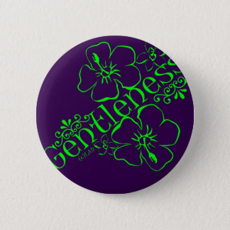 Fruit of the Spirit: Gentleness Pinback Button