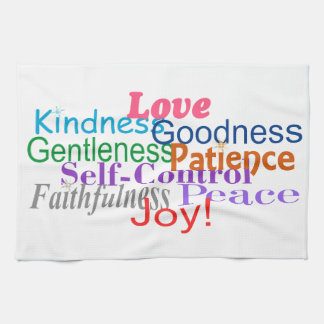 Fruit of the Spirit Kitchen Towels