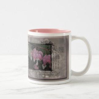 Fruit of the Spirit--Love Two-Tone Coffee Mug