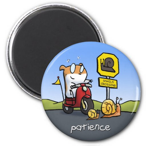 Fruit of the Spirit Magnet (Patience)