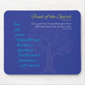 Fruit of the Spirit Mouse Pad