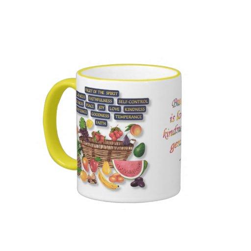 Fruit of the Spirit mug