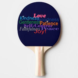 Fruit of the Spirit Ping Pong Paddle