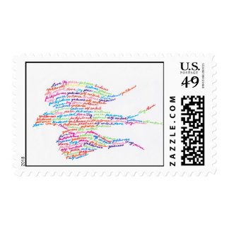 Fruit of the Spirit Postage Stamps