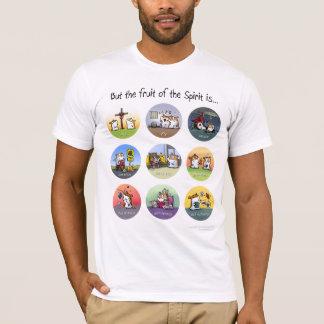 Fruit of the Spirit Shirt (light)