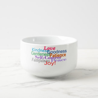Fruit of the Spirit Soup Mug