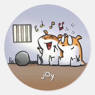 Fruit of the Spirit Sticker (Joy)