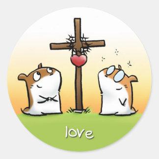 Fruit of the Spirit Sticker (Love)