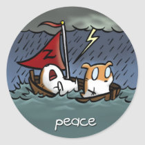 Fruit of the Spirit Sticker (Peace)