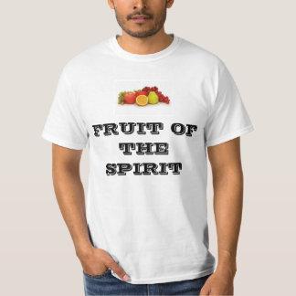 fruit of the spirit tshirt