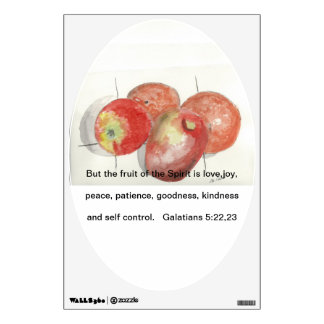 Fruit of the Spirit Wall Decals