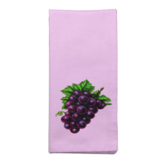 Fruit of the Vine Cloth Napkin