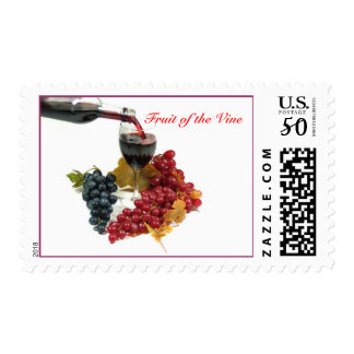 Fruit Of the Vine Postage