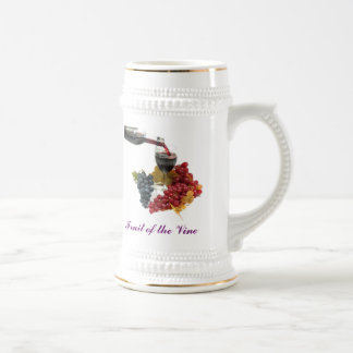 Fruit of the Vine Stein Mug