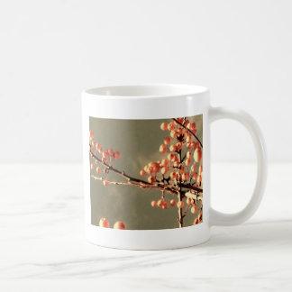 Fruit on Branch Coffee Mug