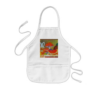 Fruit on Table by H. Church Jr. Aprons