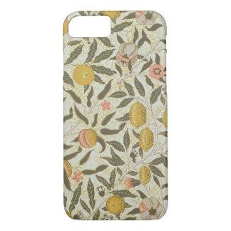 Fruit or Pomegranate wallpaper design iPhone 7 Case