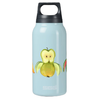 Fruit owls insulated water bottle