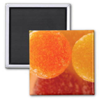 Fruit Pastilles closeup & stacked Magnet