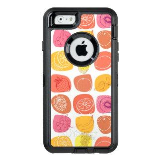 Fruit pattern OtterBox iPhone 6/6s case